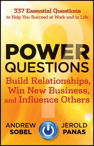 Critique de lecture – Power Questions