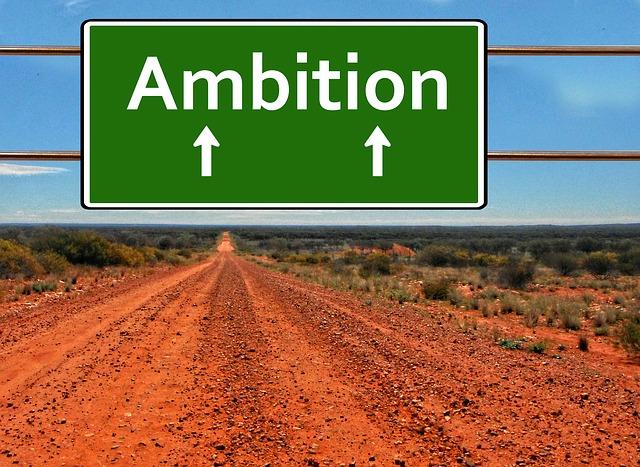 Le tueur d'ambition : le NON!