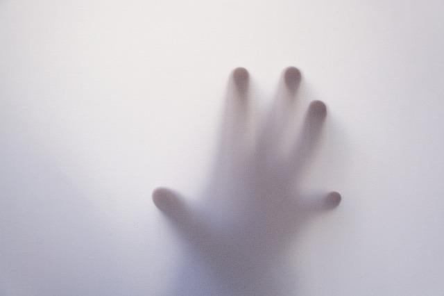 Un fantôme dans mon bureau