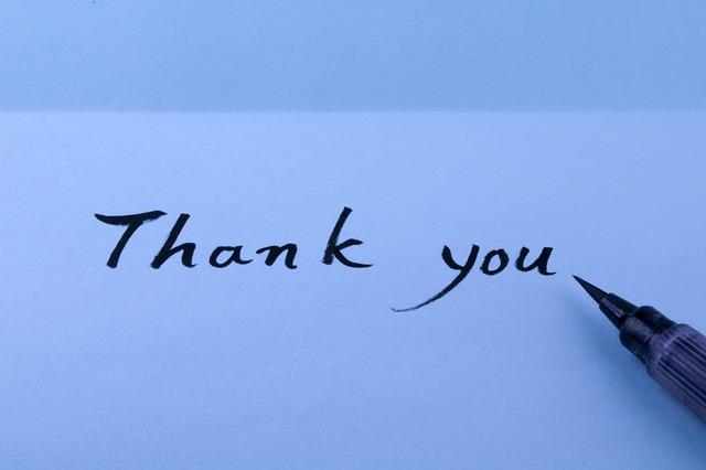 Les dangers quand on oublie de dire « merci »